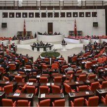 Թուրքիայի մեջլիսում «ցեղասպանություն» եզրույթն արգելող օրենքների փաթեթը քննարկման է դրվել սահմանադրական հանձնաժողովում