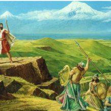 Հայ արիները Նավասարդը նշել են Հայկ Նահապետի արձանի մոտ ու Արարտյան դաշտում