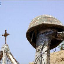 Արցախի սահմանին թշնամու կրակոցից պայմանագրային զինծառայող է զոհվել