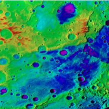 NASA-ն ցուցադրել Է Մերկուրիի «Մեծ հովտի» տեսագրությունը