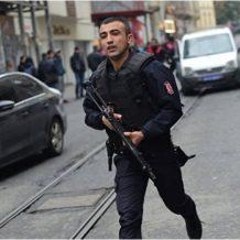 Ստամբուլում կրկին ահաբեկչություն նախապատրաստող խումբ է ձերբակալվել