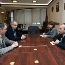 ՀՀ ԿԳ նախարարն առաջարկում է ակտիվացնել ՌԴ բուհերի հետ հորիզոնական կապերը