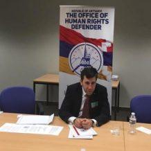 Արցախի ՄԻՊ-ը Եվրոպական խորհրդարանում ներկայացրել է ապրիլյան պատերազմի ընթացքում Ադրբեջանի վայրագությունները
