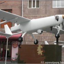 Հակառակորդը խոցել է հայկականն ուժերի անօդաչու թռչող սարք