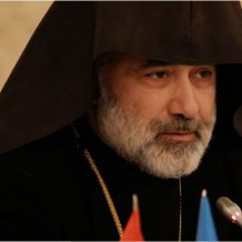 Հայ առաքելական եկեղեցու Ուկրաինայի թեմի առաջնորդը կգլխավորի խաղաղության աղոթքը