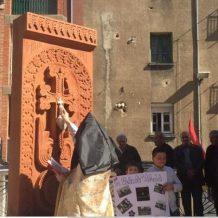 Իսպանիայի Առնեդո քաղաքում Հայոց ցեղասպանության զոհերի հիշատակին նվիրված խաչքար է օծվել