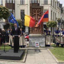 Բելգիայում կայացել են Հայոց ցեղասպանության 102-րդ տարելիցին նվիրված միջոցառումներ