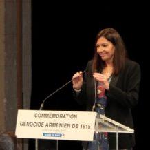 Հայոց ցեղասպանության պատմությունը նաև իմ պատմությունն է. Փարիզի քաղաքապետ