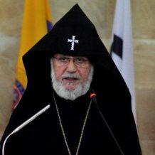 Ամենայն Հայոց Կաթողիկոսը ցավակցագիր է հղել Միացյալ Թագավորության վարչապետին