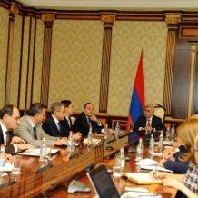 ՀՀ Նախագահը խորհրդակցություն է անցկացրել հայ-ռուսական համագործակցության օրակարգի հարցերի շուրջ