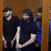 Բորիս Նեմցովի սպանության մեջ մեղարվողը դատապարտվել է 20 տարվա ազատազրկման