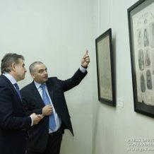Կարեն Կարապետյանն այցելել է Հայաստանի ազգային պատկերասրահ և պատմության թանգարան