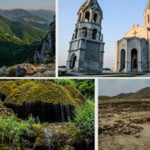 10 լավագույն վայրերը՝ դեպի Արցախ ճամփորդությունը հիշարժան դարձնելու համար
