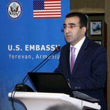 Գարեգին Մելքոնյանը կարեւոր է համարում «Արտոնությունների ընդհանրացված համակարգ» (GSP)-ի շարունակական օգտագործումը Հայաստանում