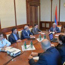 Բարձրաստիճան պաշտոնատար անձանց էթիկայի հանձնաժողովը ՀՀ Նախագահին է ներկայացրել կատարված աշխատանքները