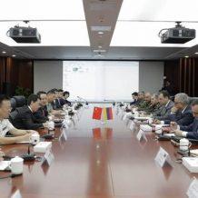 Մեկնարկել է ՀՀ պաշտպանության նախարարի պաշտոնական այցը Չինաստան