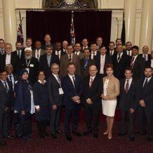 Աշոտ Մանուկյանն Ավստրալիայում քննարկել է հանքարդյունաբերության ոլորտում համագործակցության ուղղությունները