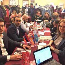 Հայաստանի հագուստ և կոշիկ արտադրող ընկերությունները ներկայացվել են թեթև արդյունաբերության միջազգային գործարար հարթակում
