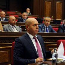 Արմեն Աշոտյանը կարևորում է Հայաստանի կողմից եզդի ժողովրդի նկատմամբ ցեղասպանության ճանաչումն ու դատապարտումը