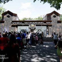 Հունվարի 23-ից փետրվարի 4-ը Երևանի կենդանաբանական այգին փակ կլինի այցելուների համար
