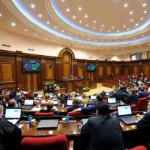 Նոր վարչապետի ընտրությանն ընդառաջ. 7-օրյա ժամկետում ԱԺ խմբակցությունները Խորհրդարանին կներկայացնեն վարչապետի թեկնածուների