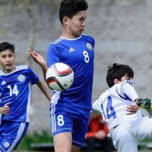 Հայաստանի ֆուտբոլի Մ14-1 հավաքականը պարտվեց Ղազախստանին