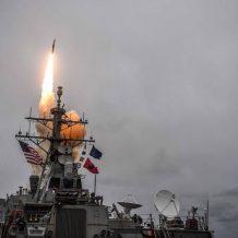 ԱՄՆ-ը դաշնակիցների հետ Սիրիայում 110 հրթիռ է արձակել. հաղորդվում է երեք տուժածի մասին