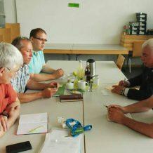 Միջազգային ծրագրերի քննարկումներ Բավարիայի Վայհենշտեֆան-Թրիսդորֆի կիրառական գիտությունների (ՎԿԳՀ) համալսարանում