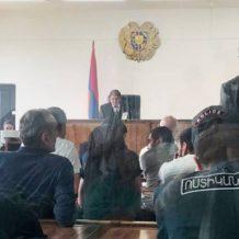 ՊՊԾ գնդի գրավման գործով ամբաստանյալ Մանվել Աթոյանը  գրավի դիմաց ազատ է արձակվել. պաշտպան