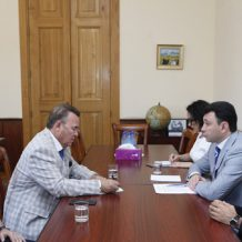 Հայաստանը Լեռնային Ղարաբաղի ժողովրդի անվտանգության ապահովման երաշխավորն է. Շարմազանով