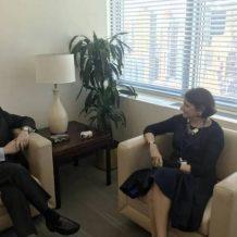 Մնացականյանը ՄԱԿ-ի գլխավոր քարտուղարի տեղակալին է ներկայացրել ԼՂ խնդրի կարգավորման հայկական կողմի մոտացումները